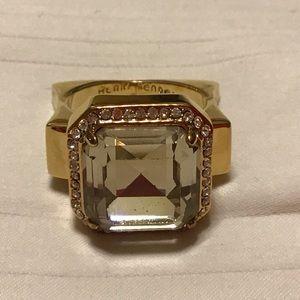 NEW Henri Bendel Chrysler Ring, GORGEOUS
